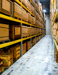SR Sales warehouses in Waukesha and Brookfield.